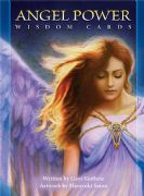 Angel Power Wisdom Cards - Gaye Guthrie
